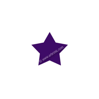 KAM Snaps T5 - Purple B35 - 20 STAR sets