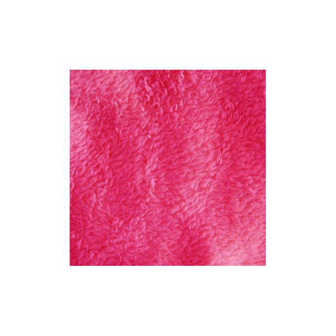 Teddy Oekotex - Azalea Pink - width 160cm (per meter)
