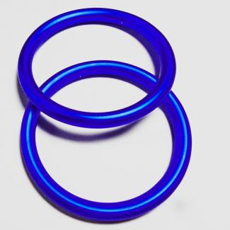 Anneaux de portage Bleu Taille S (1 paire)