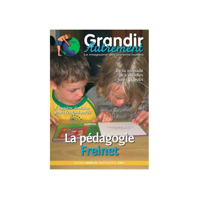 Grandir Autrement - n°34