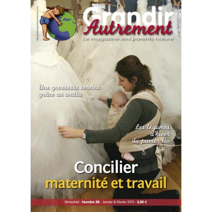 Grandir Autrement - n°38