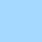 Velours de coton Oekotex Bleu Ciel (au mètre)