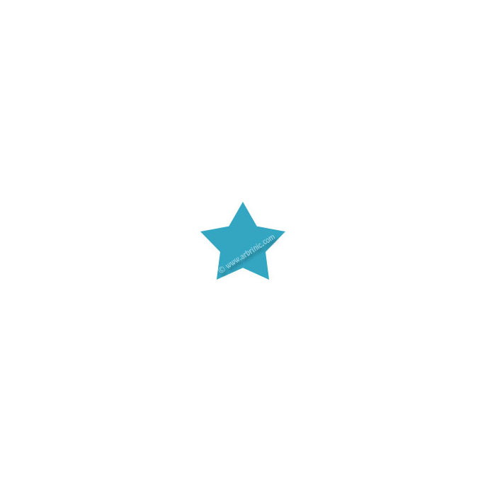 KAM Snaps T5 - Turquoise B46 - 20 STAR sets