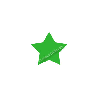 KAM Snaps T5 - Kelly Green B51 - 20 STAR sets
