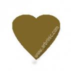 KAM Snaps T5 - Bronze B11 - 20 HEART sets