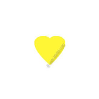 Pressions KAM T5 - Citron B7 - 20 jeux COEURS
