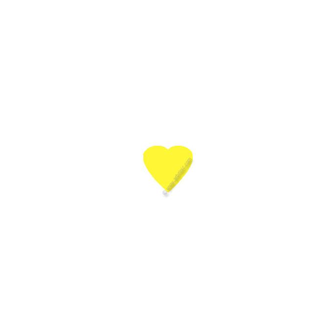 KAM Snaps T5 - Citron B7 - 20 HEART sets
