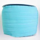 Fold Over Elastic 1 inch Seaspray (100m roll)