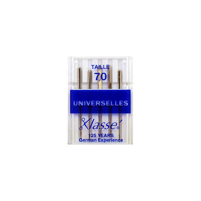 Machine needles Universal 70/10 (x5)