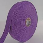 Sangle coton 30mm Violet (au mètre)