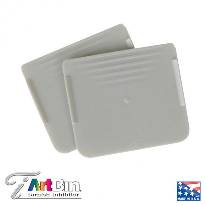 Pack of 12 dividers for anti-tarnish box ARTBIN