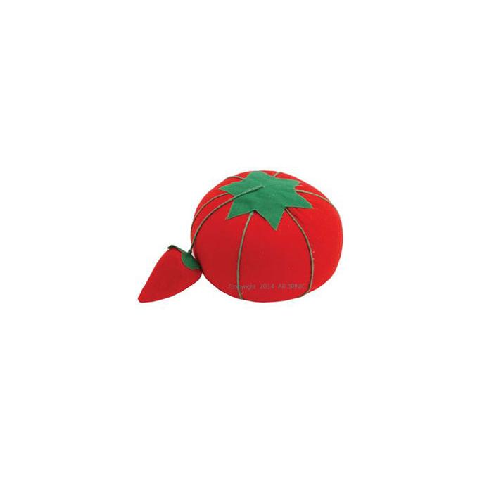 Pelote à épingles Tomate avec affuteur
