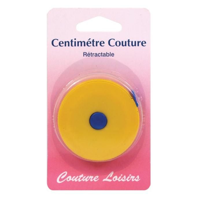 Centimètre couture automatique - 150cm (colori selon arrivage)