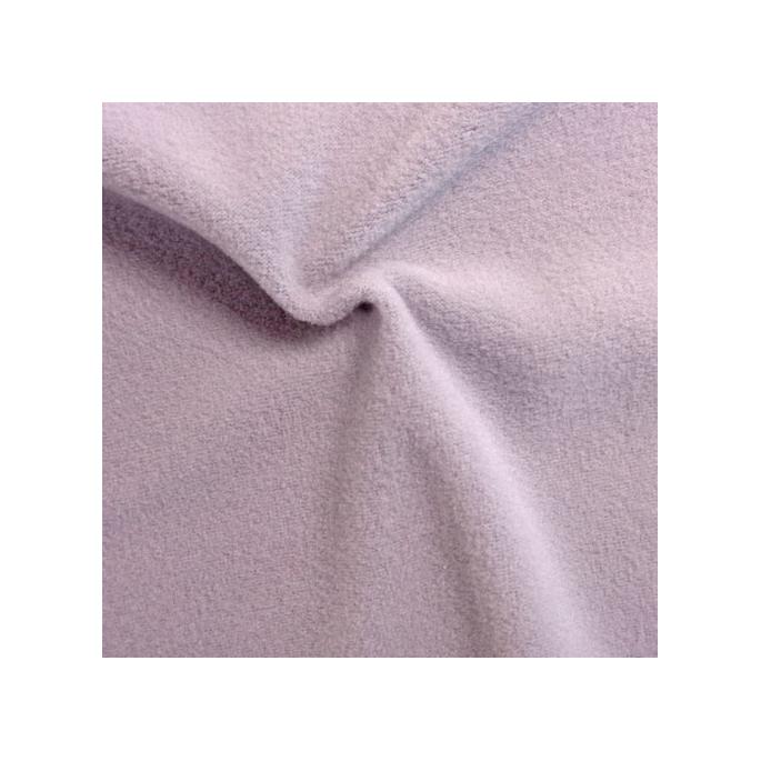 Single side Microfleece Oekotex Grey