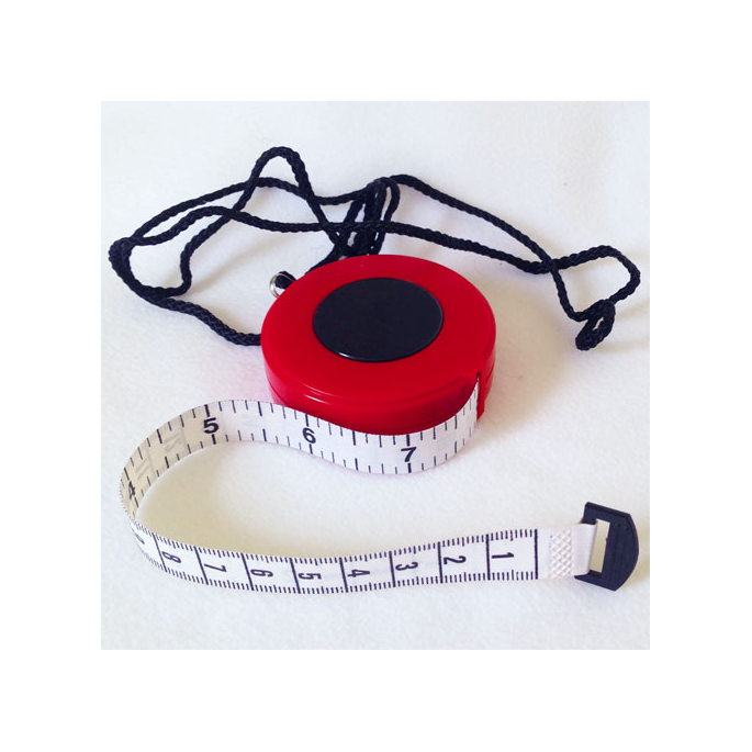 Retractable Tape Measure Maxi - 3 meters