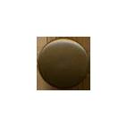 Pressions KAM T1 - Bronze foncé B12 - 20 jeux RONDS