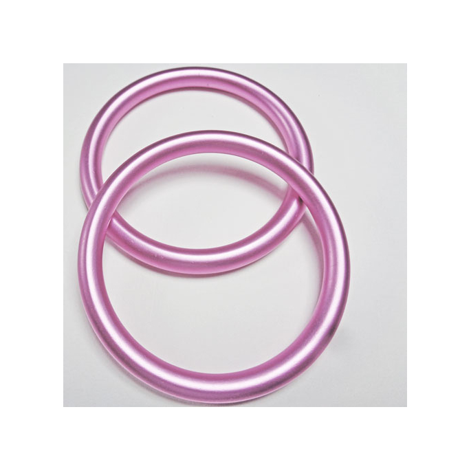 Sling Rings Pink Size S (1 pair)