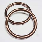 Anneaux de portage Bronze Taille S (1 paire)