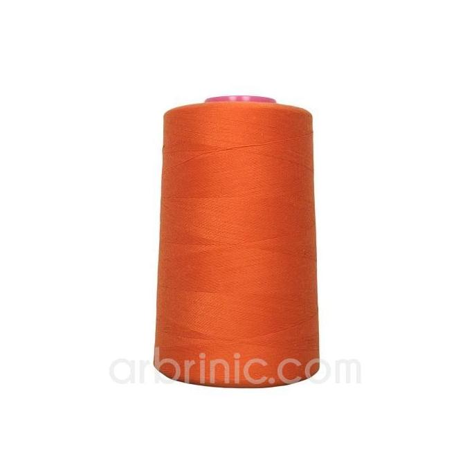 Cône fil polyester Orange (4573m)