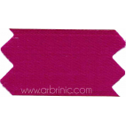 Satin Ribbon double face 25mm Azalea Pink (by meter)