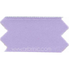 Satin Ribbon double face 25mm Purple (by meter)