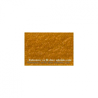 Fil polyester Mettler 200m Couleur n°0121 Or Liberté