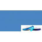 Ruban Satin 13mm Bleu Moyen (rouleau 20m)