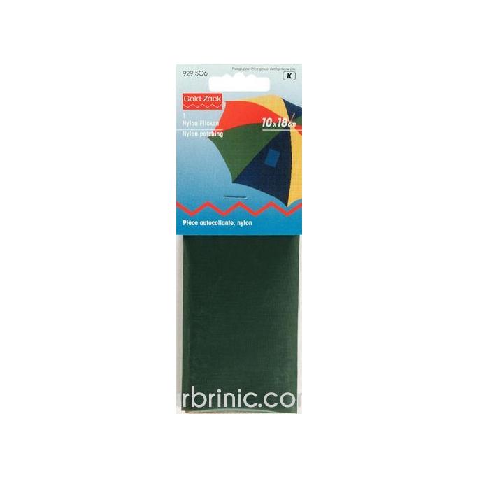 Pièce autocollante PRYM Nylon Vert (10x18cm)