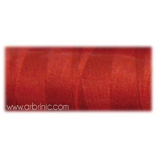 QA Polyester Sewing Thread (500m) Color #200 Red