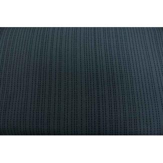 Coton imprimé Stitch Gris Michael Miller par 10cm