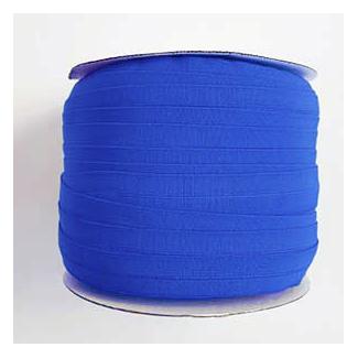Biais élastique 2.5cm Royal blue (1m)