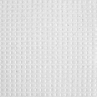 Cotton birdseye Oekotex White