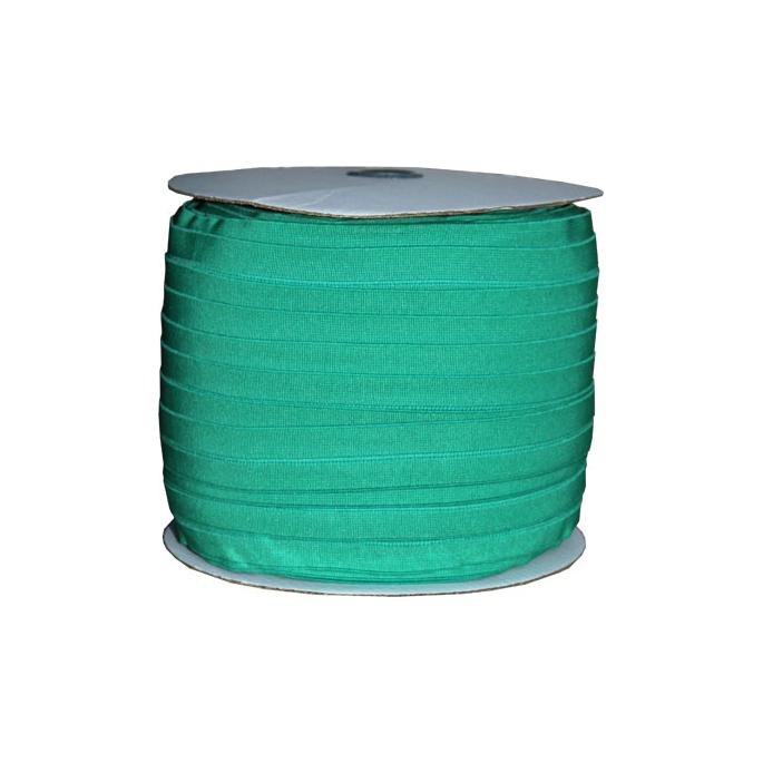 Biais élastique 2.5cm Kelly green (1m)