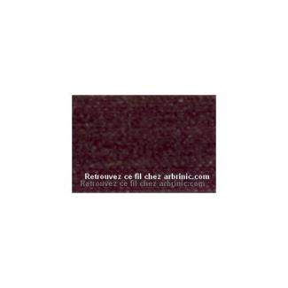 Fil polyester Mettler 200m Couleur n°0108 Vin
