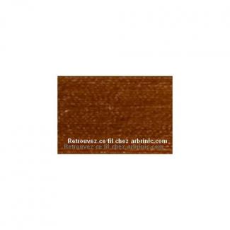 Fil polyester Mettler 200m Couleur n°0163 Cuivre