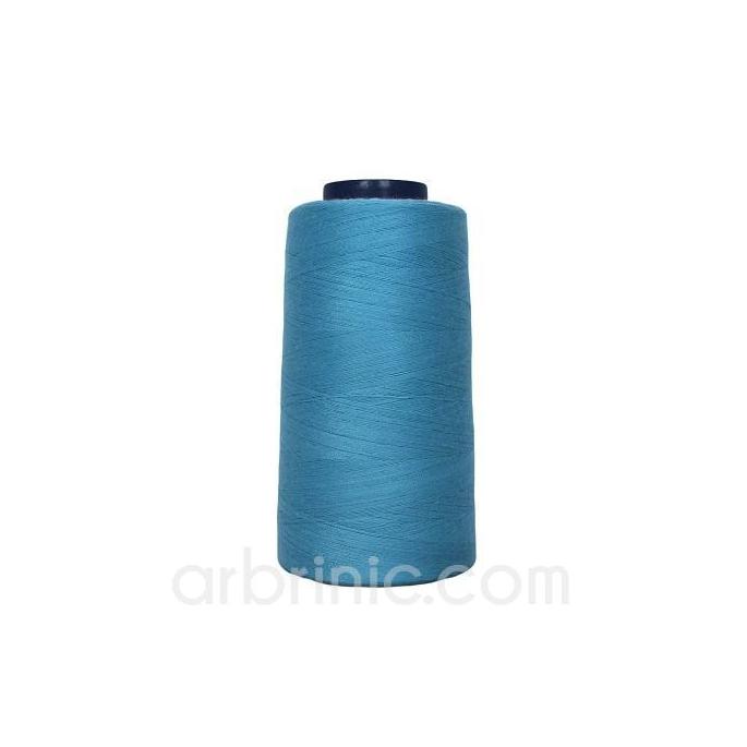 Cône fil polyester Bleu Ciel (2743m)
