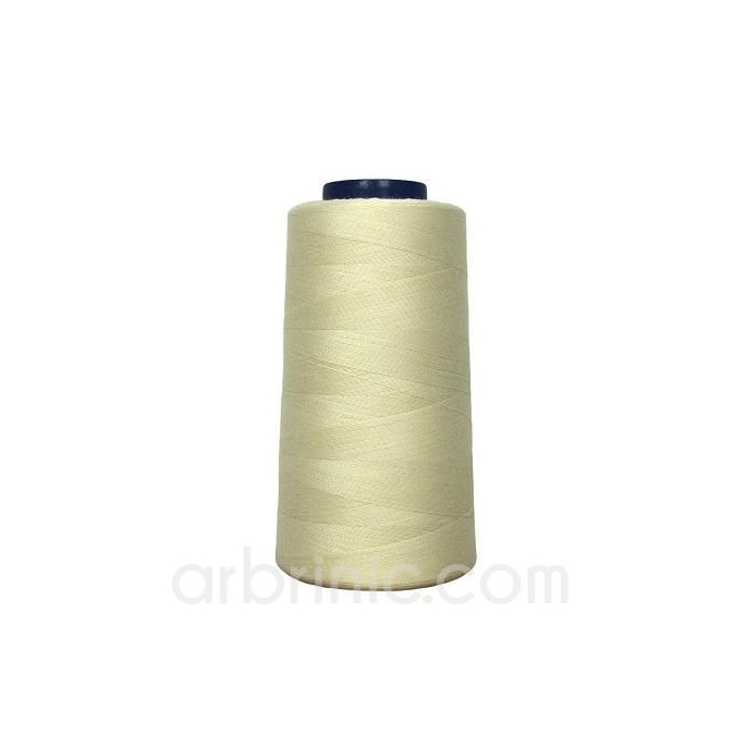 Polyester Serger and sewing Thread Cone (2743m) Champagne