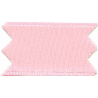 Satin Ribbon double face 25mm Princess Pink (by meter)