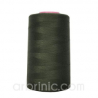 Polyester Serger and sewing Thread Cone (4573m) Kaki