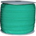Fold Over Elastic 1 inch Kelly green (100m roll)