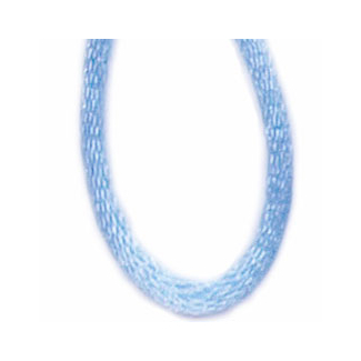 Queue de rat 2.5mm Bleu clair (au mètre)