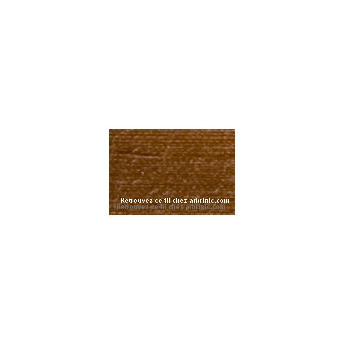 Fil polyester Mettler 200m Couleur n°0899 Bronze