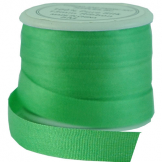 Silk Ribbon 7mm Kiwi (10m spool)