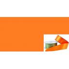 Ruban Satin 38mm Orange (rouleau 20m)