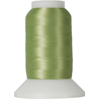 Cône Fil Mousse Wooly Nylon Vert Sauge (1000m)