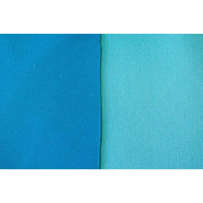 PUL sandwich aqua turquoise