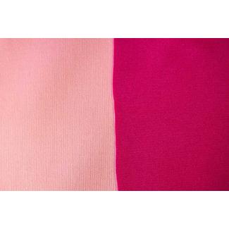 PUL Oekotex sandwich Pink/Azalea (per 10cm)