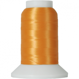 Wooly Nylon Thread Orange (1000m)