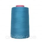 Polyester Serger and sewing Thread Cone (4573m) Sky Blue
