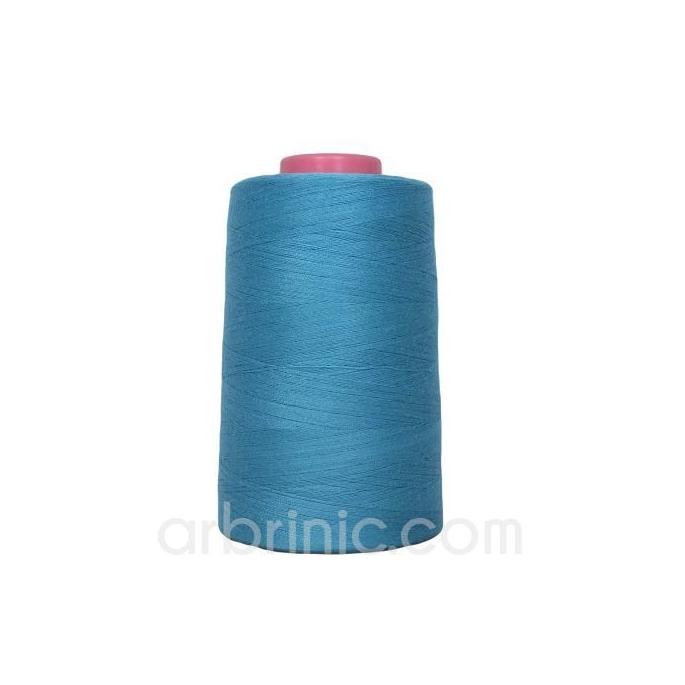 Cône fil polyester Bleu Ciel (4573m)